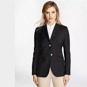 Brooks Brothers Loro Piana Blazer Jacket Size 2